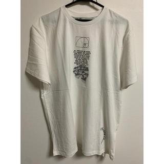 OFF-WHITE - offwhite OFF WHITE オフホワイト Tシャツ 白Tシャツ