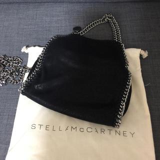 Stella McCartney - ステラマッカートニー ファラベラ タイニー ブラック
