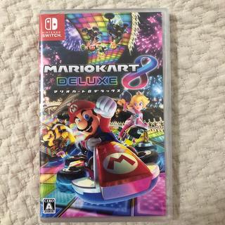 Nintendo Switch - マリオカート8 デラックス スイッチ