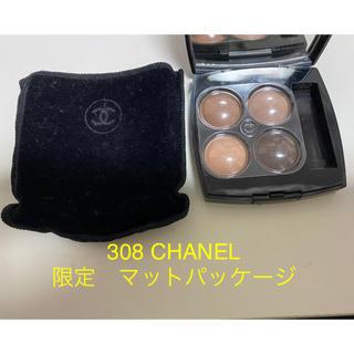 CHANEL - レ キャトル オンブル CHANEL  308 - クレール-オブスキュール