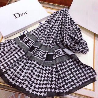 Christian Dior - クリスチャンディオール マフラー ストール