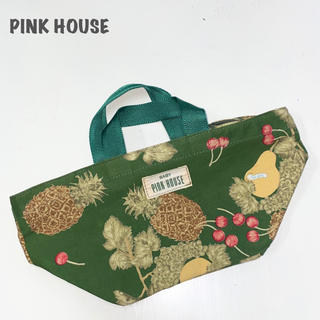 ピンクハウス(PINK HOUSE)の【PINK HOUSE】トートバッグ ピンクハウス(トートバッグ)