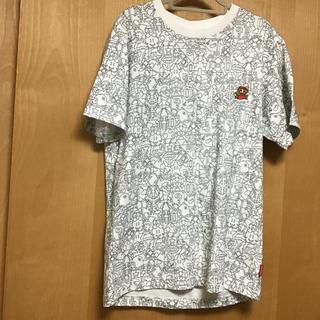ニンテンドウ(任天堂)の任天堂マリオ シャツ(Tシャツ/カットソー(半袖/袖なし))