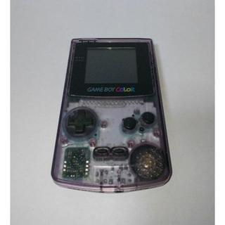 ゲームボーイ - ≪GB≫ゲームボーイカラークリアー