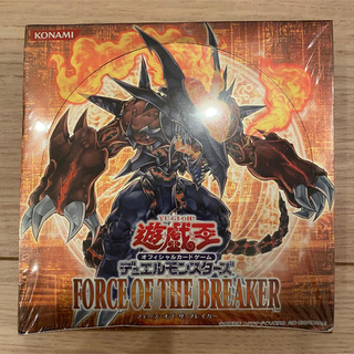 ユウギオウ(遊戯王)の遊戯王 Force of the Breaker 箱(Box/デッキ/パック)