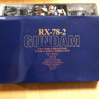 BANDAI - 1/60 PG RX-78-2 ガンダム 「機動戦士ガンダム」