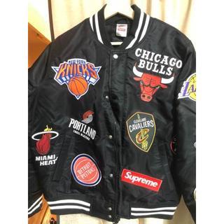 シュプリーム(Supreme)のSupreme Nike NBA Teams Warm-Up Jacket(ダウンジャケット)