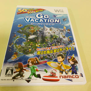 Wii - GO VACATION Wii【送料無料】