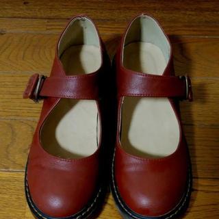 フィント(F i.n.t)のFint ストラップシューズ(ローファー/革靴)