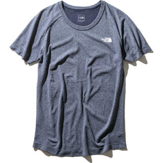 THE NORTH FACE - THE NORTH FACE ノースフェイス ショートスリーブアンビションクルー