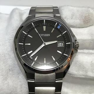 CITIZEN - 【箱、保証書つき】シチズン アテッサ 電波ソーラー CB3010 57E
