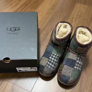 UGG - 新品本物 UGG パッチワークブーツ
