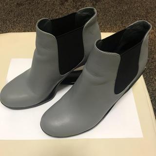 ミッドウエスト(MIDWEST)のユナイテッドヌード ショートブーツ(ブーツ)
