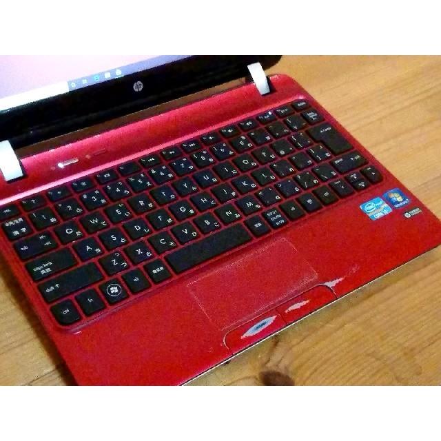 HP(ヒューレットパッカード)の最新office2019搭載!バッテリー新品!HP Pavilion dm1 スマホ/家電/カメラのPC/タブレット(ノートPC)の商品写真