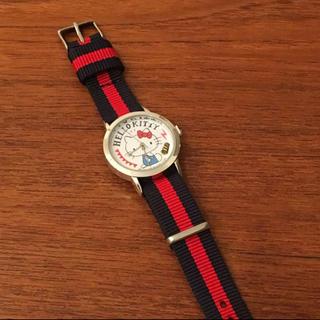 サンリオ - ハローキティ 腕時計 ASOKO コラボ