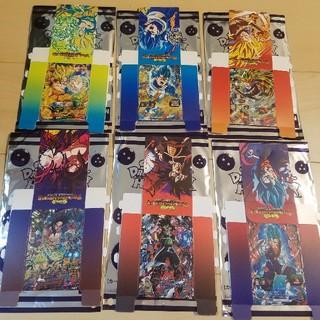 全6種類フルコンプセット 美品 BM4弾 キャンペーン カードケース