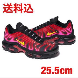 シュプリーム(Supreme)のSupreme Nike Air Max Plus Black 25.5cm(スニーカー)