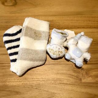 gelato pique - 【新品 未使用】ジェラートピケ 靴下セット