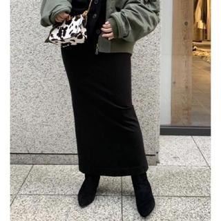L'Appartement DEUXIEME CLASSE - Punch Tight スカート☆ブラック☆38