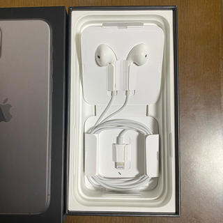 Apple - iPhone 付属イヤホン