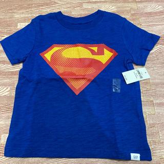 ベビーギャップ(babyGAP)のGAP スーパーマン Tシャツ 90cm(Tシャツ/カットソー)