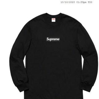 Supreme - 新品 未使用 Supreme Box Logo L/S Tee  黒M その2