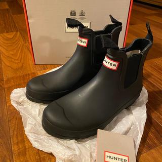 ハンター(HUNTER)のハンターレインブーツ 黒24cm(レインブーツ/長靴)