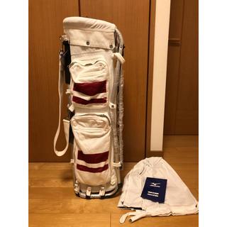 ミズノ(MIZUNO)の新品ミズノフレームウォーカー ゴルフ キャディバッグ(バッグ)