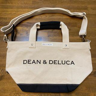 DEAN & DELUCA - DEAN &DELUCAキャンパストートバッグ