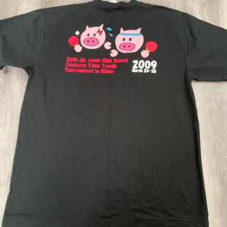 卓球Tシャツ(卓球)