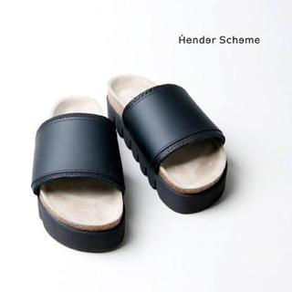 エンダースキーマ(Hender Scheme)のHender Scheme(エンダースキーマ)/ CATERPILLAR(サンダル)