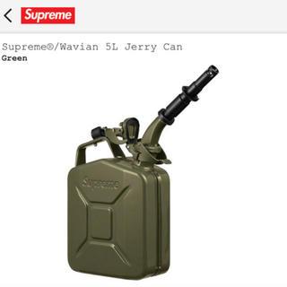 シュプリーム(Supreme)のSupreme Wavian 5L Jerry Can Green ガソリン(メンテナンス用品)