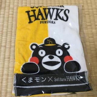 福岡ソフトバンクホークス - ソフトバンクホークス タオルマフラー