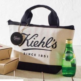 キールズ(Kiehl's)のキールズ ★ 保冷トートバッグ & ミニミラー ★ 新品付録(トートバッグ)