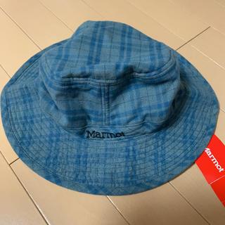 マーモット(MARMOT)の最終処分価格 新品Mサイズ (57.5cm) Marmot Check Hat(登山用品)
