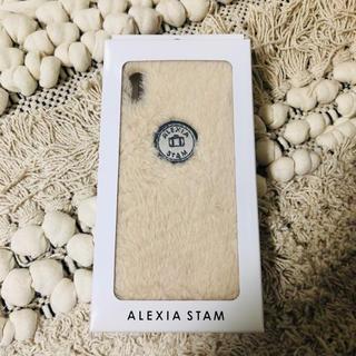 アリシアスタン(ALEXIA STAM)のALEXIA STAM  iPhoneケース 新品未使用(iPhoneケース)