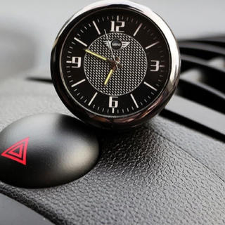 BMW - BMW ミニクーパー ロゴ 時計 クォーツ 車載用