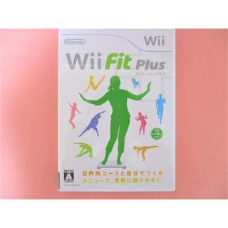 Wii - Wii フィット プラス Fit Plus