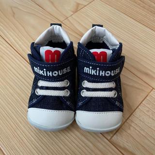 mikihouse - 美品 ミキハウス  ファーストシューズ ベビー 11.5cm