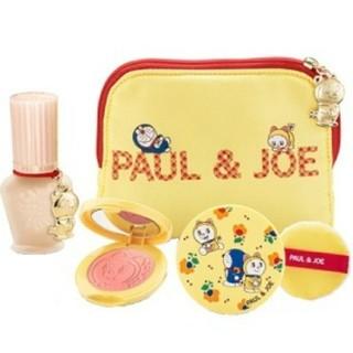 ポールアンドジョー(PAUL & JOE)のPAUL & JOE ポール&ジョーコフレセット ドラえもん ドラミ コラボ(コフレ/メイクアップセット)