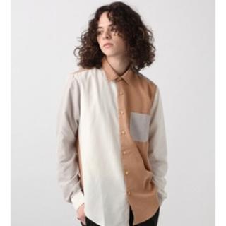 ハレ(HARE)のHARE クレイジーパターンシャツ ピンク Medium(シャツ)