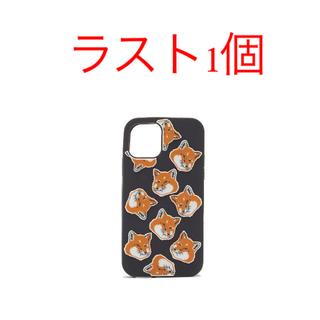 メゾンキツネ(MAISON KITSUNE')のメゾンキツネ iPhone 11 pro ケース(iPhoneケース)