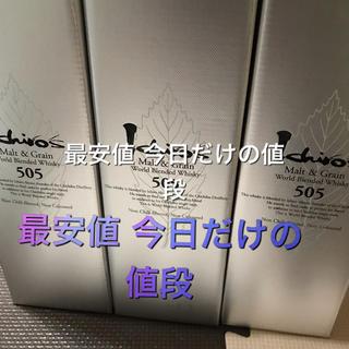 サントリー - イチローズモルト505 5本セット