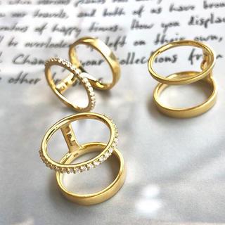 美品  マグノリア12  ピンキーリング(リング(指輪))
