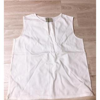 ユナイテッドアローズ(UNITED ARROWS)のアローズ タンクトップ断捨離11月1日まで(Tシャツ(半袖/袖なし))