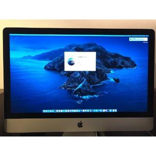 Apple - iMac 2017 5K 27インチ core i7 メモリ32GB