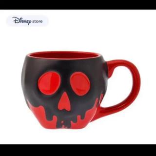 Disney - 新品 完売品 毒リンゴマグカップ 白雪姫 ハロウィン