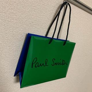 ポールスミス(Paul Smith)のPaul Smith ポールスミス 紙袋 ショッパー(ショップ袋)
