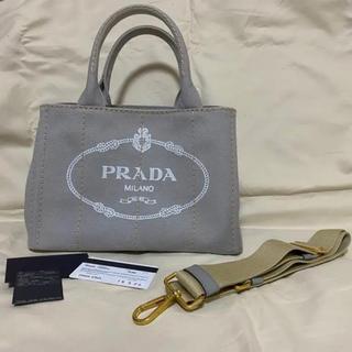 PRADA - PRADA カナパ  バッグ