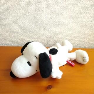 SNOOPY - スヌーピー ぬいぐるみ 人形 フィギュア